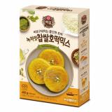 Beksul Green tea CHAPSSAL HO_TTEOK Mix _400g_